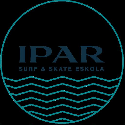 Logo Ipar Surf & Skate Eskola - DEBA